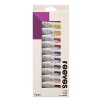 Reeves Oil Colour Sets 12