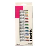 Reeves Gouache set of 12 x 10ml