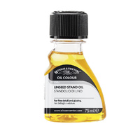 W&N Stand Linseed Oil 75ml