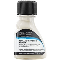 W&N Water Colour Permanent Masking Medium 75ml