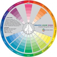 Creative Colour Wheel – For Tone Evaluation