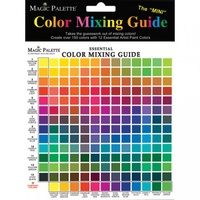 Magic Palette Mini Colour Mixing Guide