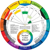 ARTIST POCKET  COLOUR WHEEL