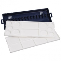 PALETTE PLASTIC 1024-240 & BLUE TRAY (EMPTY BOX)