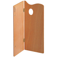 MABEF WOODEN FOLDING PALETTE FOR M23