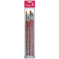 Pébéo Brush Set of 6