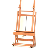 MABEF M02 STUDIO EASEL DOUBLE MAST WITH CRANK