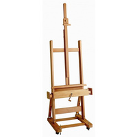 MABEF M04 PLUS EASEL WITH CRANK