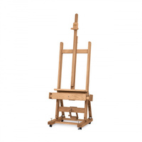 MABEF M04 STUDIO EASEL WITH CRANK