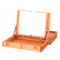 MABEF M105 WOODEN BOX OILED 30 cm x 38 cm