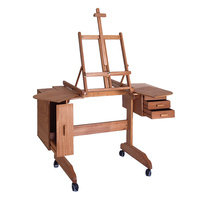 MABEF M30 PAINT WORKSTATN EASEL IN DESK
