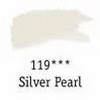 PEARLESCENT INK - SILVER PEARL