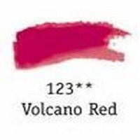 PEARLESCENT INK - VOLCANO RED