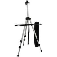 DALER-ROWNEY SIMPLY METAL FIELD EASEL + BAG