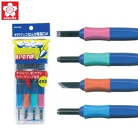 Sakura Carving Tools 4pcs