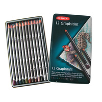GRAPHITINT PENCIL TIN 12 Asst