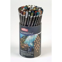 GRAPHITINT PENCIL Tub 72 Asst