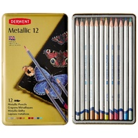DERWENT METALLIC PENCILS