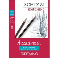 FABRIANO ACCADEMIA SKETCHING PAD 120GSM
