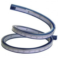 FLEXIBLE CURVE 30CM METRIC MEASUREMENT