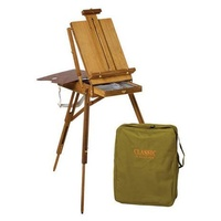 "JULLIAN ""CLASSIC"" FULL FRENCH BOX EASEL"