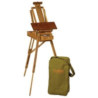 "JULLIAN ""CLASSIC"" HALF FRENCH BOX EASEL"