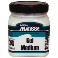 MATISSE 250ml GEL MEDIUM MM4