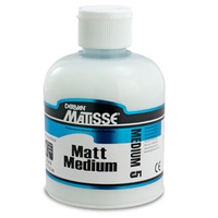 MATISSE 250ml MATTE MEDIUM MM5