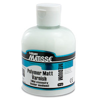 MATISSE 250ml MATT Polymer VARNISH