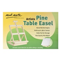 M.M. Small Pine Table Easel