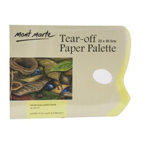 M.M. Tear Off Palette Pad 36 sheet