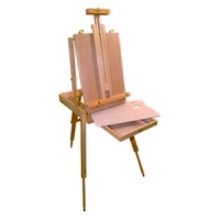 M.M. French Box Easel X.L. Beech