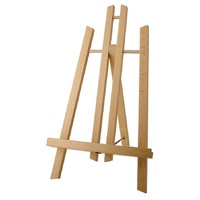 M.M. Mini Display Easel Beech Medium
