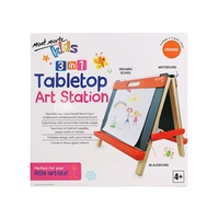 Kids Tabletop Art Station- Orange