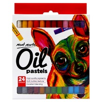 Mont Marte Oil Pastel Sets