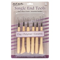 M.M. Single End Tools 6pce