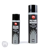 MICADOR SATIN PICTURE VARNISH AEROSOL 450g