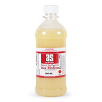 AS WAX MEDIUM 500ML