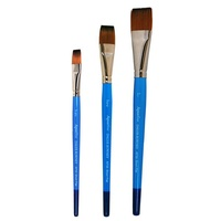 Daler Rowney Aquafine W/C Brush- Short Flat