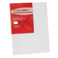 Art Basics Stretched Canvas Thick Profile