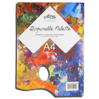 Arttec Disposable Palettes- Tear off