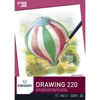 Cansonn Drawing 220 Pad, 25 sheets