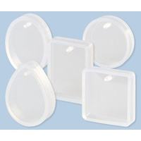 SILICONE MOULDS Set of 5 Asst.