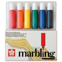 Sakura Marbling Paint Set