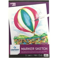 Canson Marker Sketch Pad, 25 sheets, A3