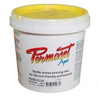 Permaset Aqua Screen Printing Inks 1ltr