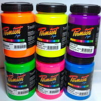 Permaset Aqua Screen Printing Inks 300ml