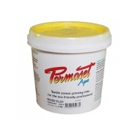 Permaset Aqua Screen Printing Inks 4ltr