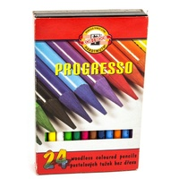 Progresso Coloured Pencils
