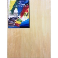 Titian Wooden Panel Boards 26mm deep